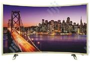 Polystar 65 Inches Smart Curved Uhd 4k Tv Pv-jp65cv2100bd   TV & DVD Equipment for sale in Lagos State, Ojo