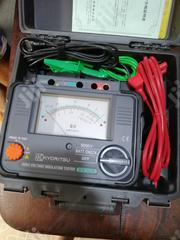 Kyoritsu KEW3122B High Voltage Insulation Tester | Measuring & Layout Tools for sale in Lagos State, Apapa