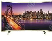 """Polystar 55"""" Smart 4k Uhd Curved Netflix And Demo- Pv-jp55cv2100bd   TV & DVD Equipment for sale in Lagos State, Ojo"""