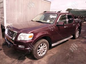 Ford Explorer 2007 Red