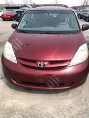 Toyota Sienna 2008 LE Red   Cars for sale in Lagos State, Lagos Mainland