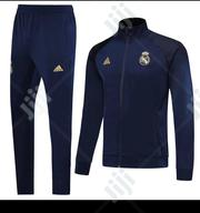Real Madrid Official 2019/20 Deep Blue Tracksuit Pants. | Clothing for sale in Lagos State, Surulere