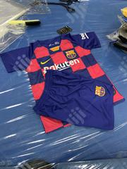 New Barcelona Jersey For Kids   Sports Equipment for sale in Lagos State, Lekki Phase 1