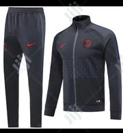 PSG Official 2019/20 Black Tracksuit Pants | Clothing for sale in Lagos State, Surulere