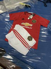 New Man U Jersey For Kids   Sports Equipment for sale in Lagos State, Ojodu