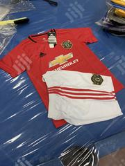 Man U Jersey | Sports Equipment for sale in Lagos State, Victoria Island