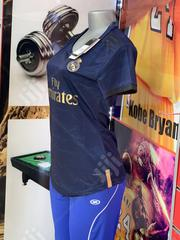 Real Madrid Female Jersey   Sports Equipment for sale in Abuja (FCT) State, Maitama
