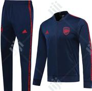 Arsenal Official 2019/20 Navy Blue Tracksuit Pants | Clothing for sale in Lagos State, Surulere
