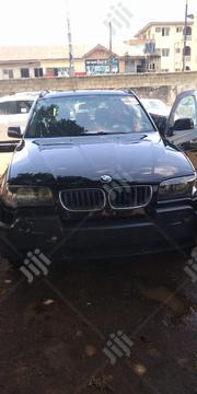 BMW X3 2004 2.5i Sports Activity Black | Cars for sale in Lagos State, Isolo