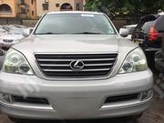 Lexus GX 2005 470 Sport Utility Silver   Cars for sale in Lagos State, Oshodi-Isolo