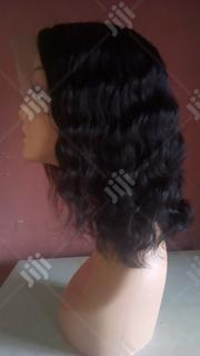 Human Hair Wig With Closure | Hair Beauty for sale in Delta State, Oshimili South