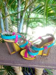 6 Inch Open Heel Sandal | Shoes for sale in Abuja (FCT) State, Kabusa