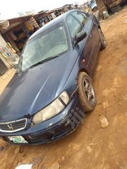 Honda Civic 2dr 2000 Blue   Cars for sale in Lagos State, Mushin