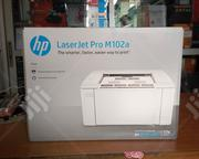 HP Laserjet Pro M102a Black White Printer   Printers & Scanners for sale in Lagos State, Lagos Mainland