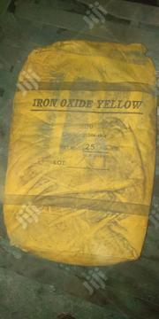 Iron Oxide Pigment Yellow 25kg | Building Materials for sale in Lagos State, Orile