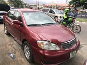 Toyota Corolla 2006 Red | Cars for sale in Lagos State, Ikeja