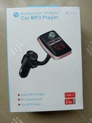 Car Bluetooth Mp3 Player, With 2.1A Charging Point   Vehicle Parts & Accessories for sale in Abuja (FCT) State, Nyanya