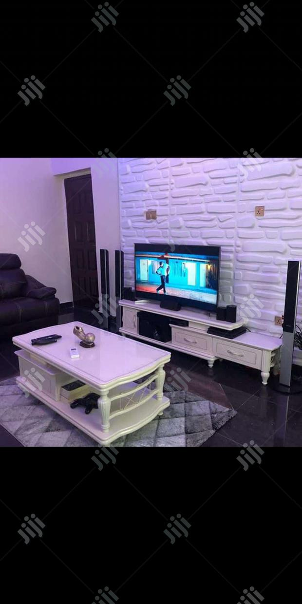 Adjustable Tv Stand And Centre Table
