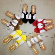 Tovivans Stylish Low Heel Slippers | Shoes for sale in Lagos State, Ikeja
