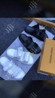 Original Louis Vuitton Palm Slippers   Shoes for sale in Lagos State, Surulere