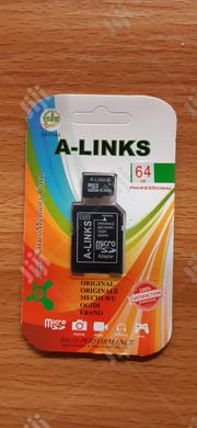 64gb Memory Card | Accessories for Mobile Phones & Tablets for sale in Ondo State, Akure South