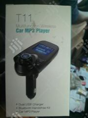 T11 Car MP3 Bluetooth Player | Vehicle Parts & Accessories for sale in Lagos State, Ikeja