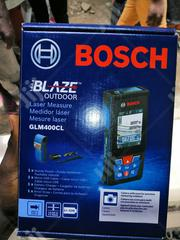 Bosch GLM400CL Distance Meter 120M 400ft | Measuring & Layout Tools for sale in Lagos State, Amuwo-Odofin