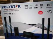 Polystar Home Theater With DVD | Audio & Music Equipment for sale in Lagos State, Ojo