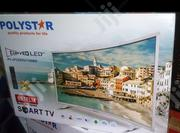 Polystar 32 Inches Curve Smart Television   TV & DVD Equipment for sale in Lagos State, Ojo