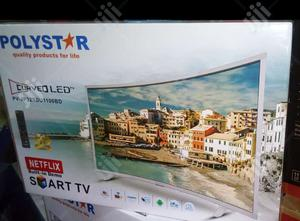 Polystar 32 Inches Curve Smart Television