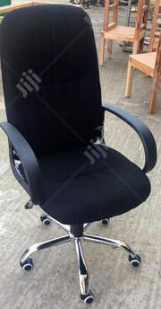 Italian Office Chair Fabric Design | Furniture for sale in Lagos State, Ikeja