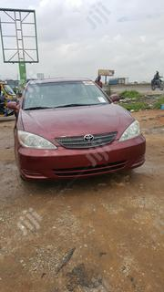 Toyota Camry 2004 Red | Cars for sale in Lagos State, Ojodu