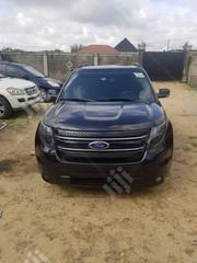 Ford Explorer 2015 Black | Cars for sale in Lagos State, Lekki Phase 2