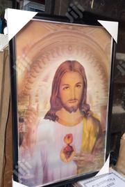 Wall Jesus Reflex Frame | Arts & Crafts for sale in Lagos State, Surulere