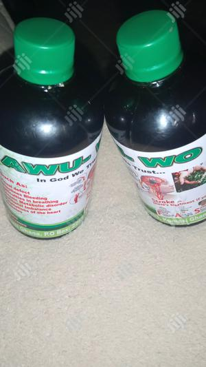 Awuwo Herbal Drink For Diabetes