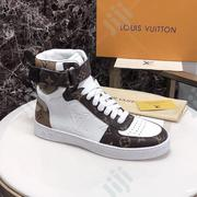 Louis Vuitton High Top Sneakers   Shoes for sale in Lagos State, Lagos Island