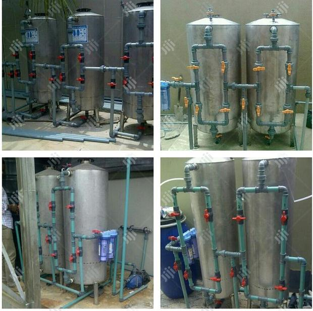 Best Quality Water Treatment Machines In Stock