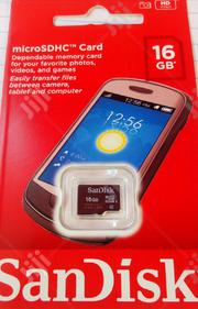 Original 16gb Sandisk Memory Card | Accessories for Mobile Phones & Tablets for sale in Lagos State, Alimosho