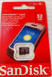 Original 32gb Sandisk Memory Card | Accessories for Mobile Phones & Tablets for sale in Lagos State, Alimosho