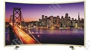 Polystar 55'' Inches Smart 4k UHD Curved TV- PV-JP55CV2100BD | TV & DVD Equipment for sale in Lagos State, Ojo