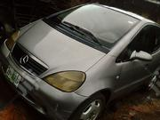 Mercedes-Benz A-Class 2001 Silver | Cars for sale in Lagos State, Ifako-Ijaiye