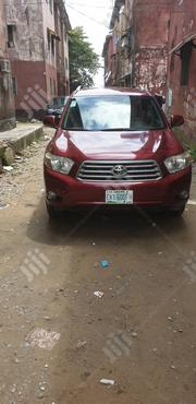Toyota Highlander 2009 4x4 Red | Cars for sale in Lagos State, Isolo