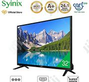 "Syinix 32"" Inch HD LED TV - A410 Series (32"" Television) 