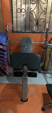 Weight Bench With 50kg | Sports Equipment for sale in Abuja (FCT) State, Abaji