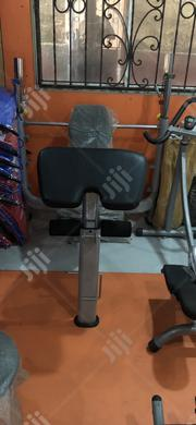 Commercial Weight Bench With 50kg | Sports Equipment for sale in Abuja (FCT) State, Asokoro