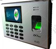 Zkteco K40 Fingerprint Time Attendance & Access Control | Safety Equipment for sale in Lagos State, Ikeja