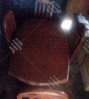 4 Seater Wooden Dinning Table | Furniture for sale in Oyo State, Ibadan South East