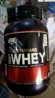 Optimum Nutrition Gold Standard 100% Whey Protein For the Body | Vitamins & Supplements for sale in Wuse II, Abuja (FCT) State, Nigeria