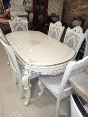 Set of Royal Dinin Table With Chairs   Furniture for sale in Lagos State, Ojota