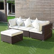 Excellent Quadrilateral Rattan Furniture Set - For Outdoors/Indoors. | Landscaping & Gardening Services for sale in Lagos State, Ikeja
